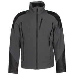 Spyder Heir Mens Insulated Ski Jacket, Polar-Black-Black, 256