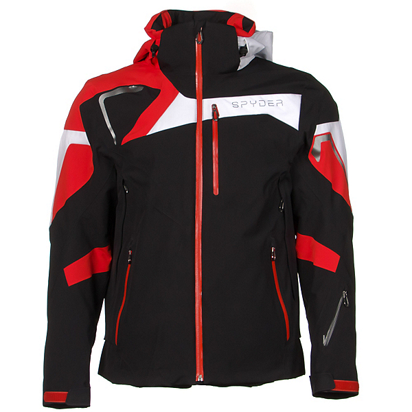 Spyder Titan Mens Insulated Ski Jacket, , 600