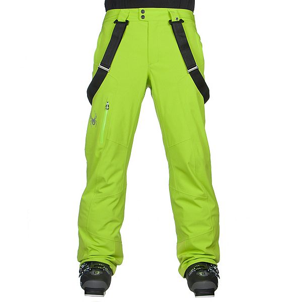 Spyder Dare Athletic Short Mens Ski Pants, , 600