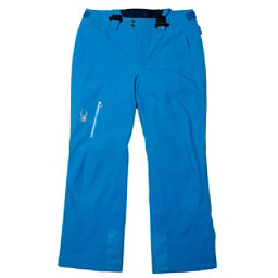 Spyder Dare Tailored Long Mens Ski Pants, Concept Blue, 256