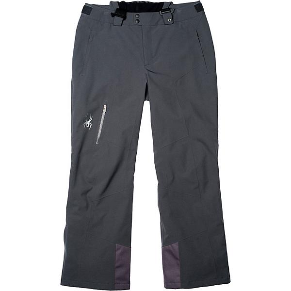 Spyder Dare Tailored Long Mens Ski Pants, Polar, 600