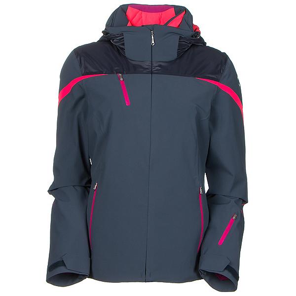 Spyder Artemis Womens Insulated Ski Jacket, Depth-Wild-Bryte Pink, 600