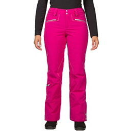 Spyder Me Tailored Fit Womens Ski Pants, Wild, 256