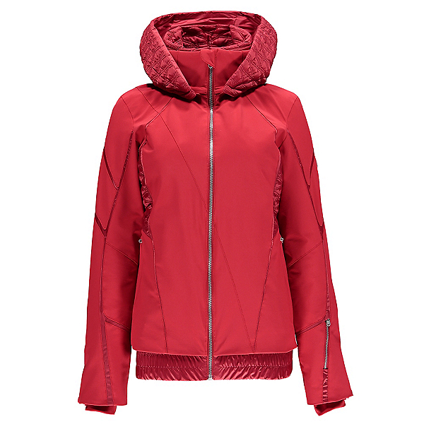 Spyder Prycise Womens Insulated Ski Jacket, , 600