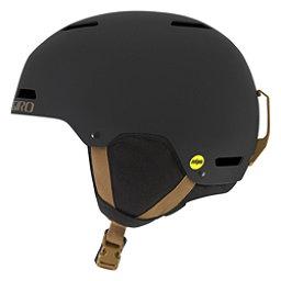 Giro Ledge MIPS Helmet 2018, Matte Black Bronze, 256