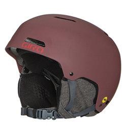 Giro Ledge MIPS Helmet 2018, Matte Maroon Mountain Division, 256