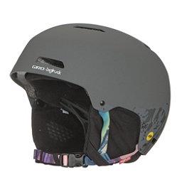 Giro Ledge MIPS Helmet 2018, Matte Dark Grey Big Truck, 256