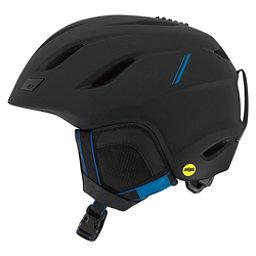 Giro Nine MIPS Helmet, Matte Black Blue Sport Tech, 256