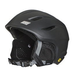 Giro Nine MIPS Helmet 2018, Matte Black-Titanium, 256