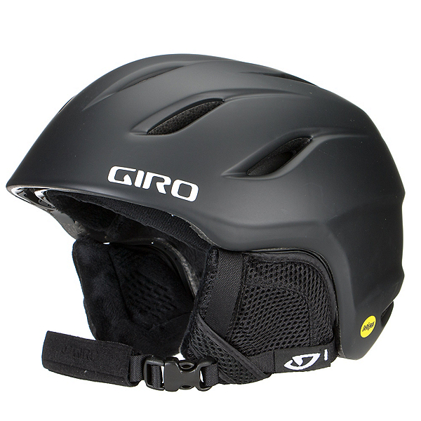 Giro Nine Jr. MIPS Kids Helmet, Matte Black, 600