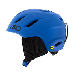 Giro Nine Jr. MIPS Kids Helmet 2018, Matte Blue, 256