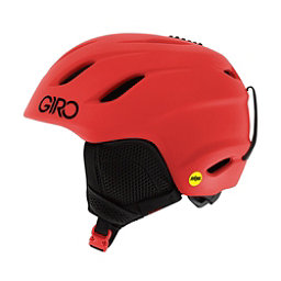 Giro Nine Jr. MIPS Kids Helmet 2018, Matte Bright Red, 256
