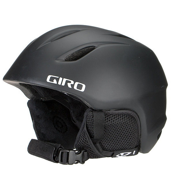 Giro Launch Kids Helmet, Matte Black, 600