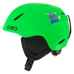 Giro Launch Kids Helmet 2018, Matte Bright Green, 256