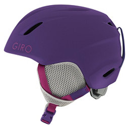Giro Launch Kids Helmet, Matte Purple, 256