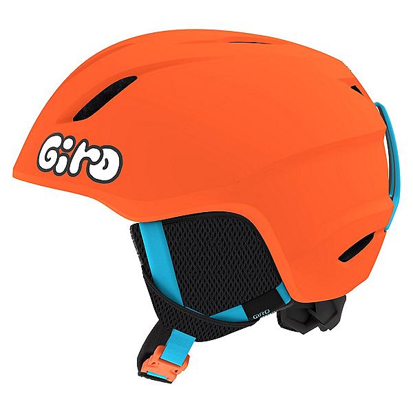 Giro Launch Kids Helmet, Matte Bright Orange-Jelly, 600