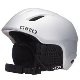 Giro Launch Kids Helmet, Silver, 256