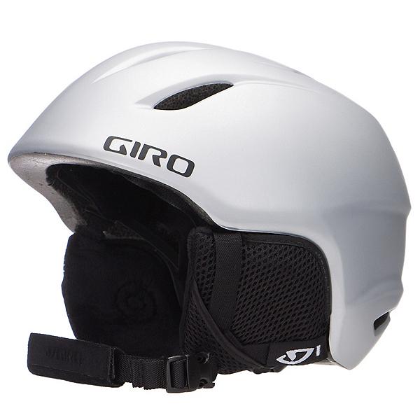 Giro Launch Kids Helmet, Silver, 600