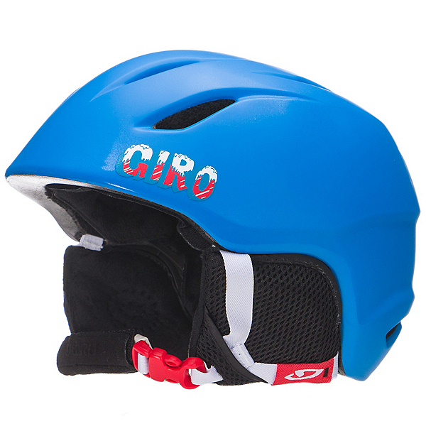 Giro Launch Kids Helmet, Blue Icee, 600