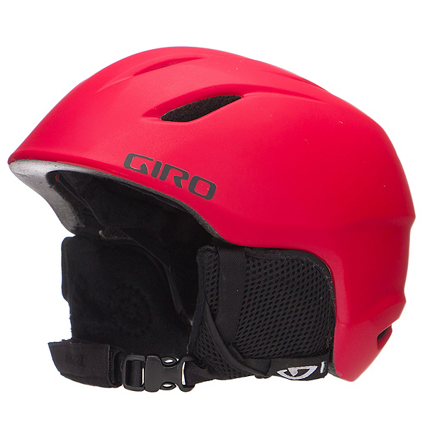 Giro Launch Kids Helmet, Red, 600