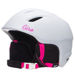Giro Launch Kids Helmet, White Hearts, 256