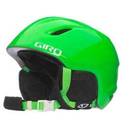 Giro Launch Kids Helmet, Bright Green, 256