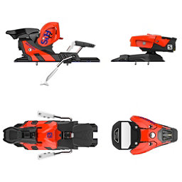 Salomon STH2 WTR 13 Ski Bindings 2018, Orange-Black, 256