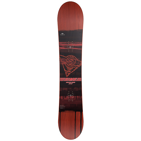 Sims Switch Fakie Snowboard, , 600