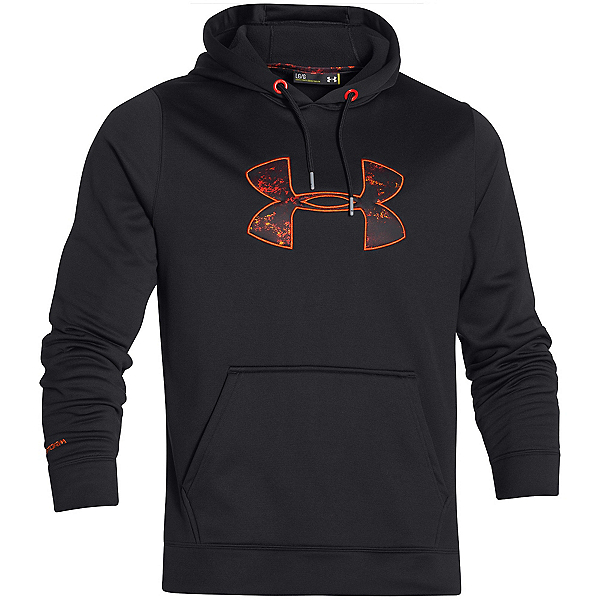 Under Armour Rival Mens Hoodie, , 600