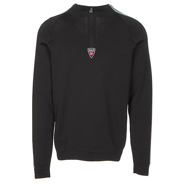 Dale Of Norway Besseggen Masculine Mens Sweater, Black-Metal-Schiefer, 600