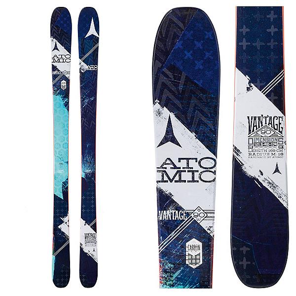 Atomic Vantage 90 CTI Womens Skis, , 600