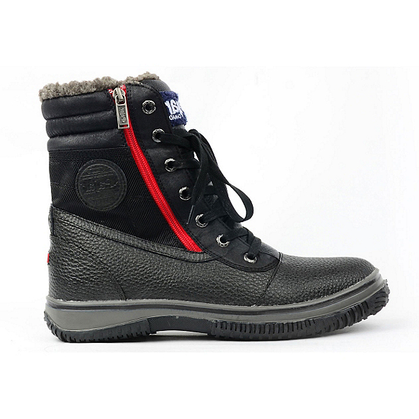 Pajar Trooper Mens Boots, Black, 600