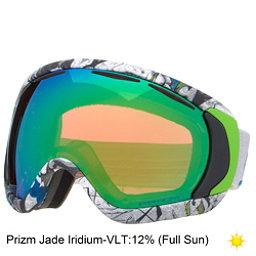 Oakley Canopy Tanner Hall Prizm Goggles, Pillow Trip-Prizm Jade Iridium, 256