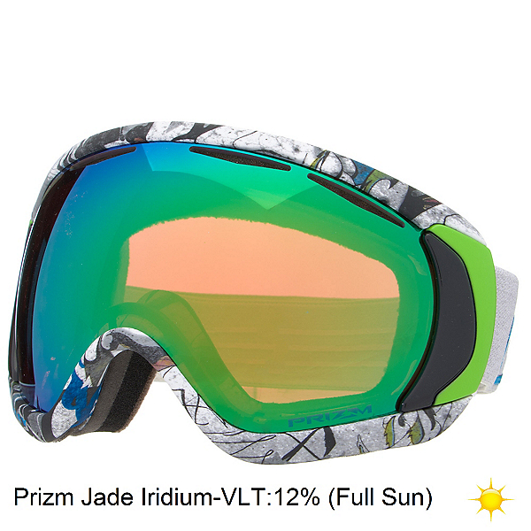 Oakley Canopy Tanner Hall Prizm Goggles  600  sc 1 st  Skis.com & Oakley Canopy Tanner Hall Prizm Goggles 2017