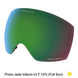 Oakley Flight Deck XM Goggle Replacement Lens, Prizm Jade Iridium, 256