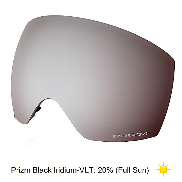 Oakley Flight Deck XM Goggle Replacement Lens, Prizm Hi Pink Iridium, 600