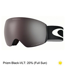 Oakley Flight Deck XM Prizm Goggles 2018, Matte Black-Prizm Black, 256