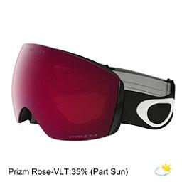 Oakley Flight Deck XM Prizm Goggles 2018, Matte Black-Prizm Rose, 256