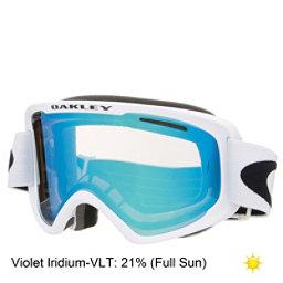 Oakley O2 XM Goggles 2018, Matte White-Violet Iridium, 256