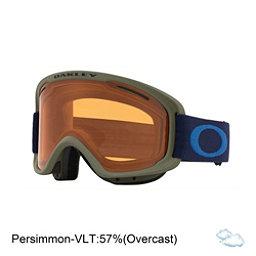 Oakley O2 XM Goggles 2018, Canteen Fathom-Persimmon, 256