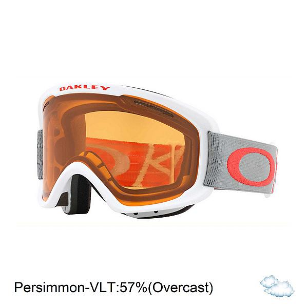 Oakley O2 XM Goggles 2018, Basket Case Iron Coral-Persimmon, 600