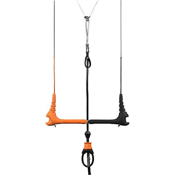 Cabrinha 1X with TrimLite Depower Control Bar, Orange-Black, 600