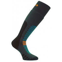 Euro Sock Board Zone Snowboard Socks, Black, 256