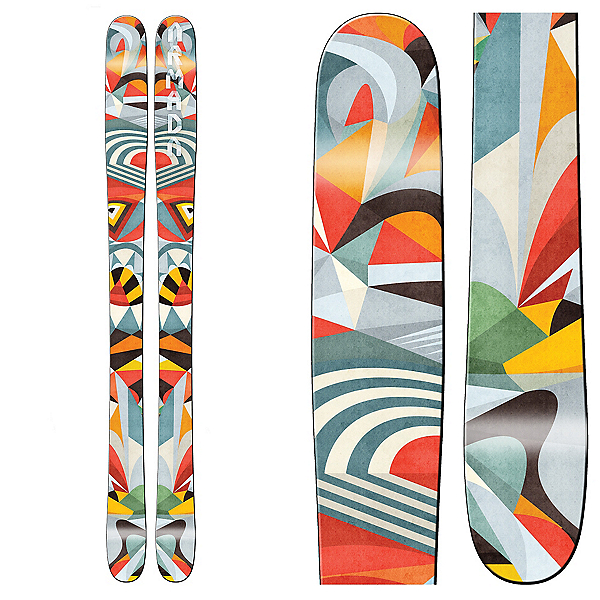 Armada TSTw Womens Skis, , 600