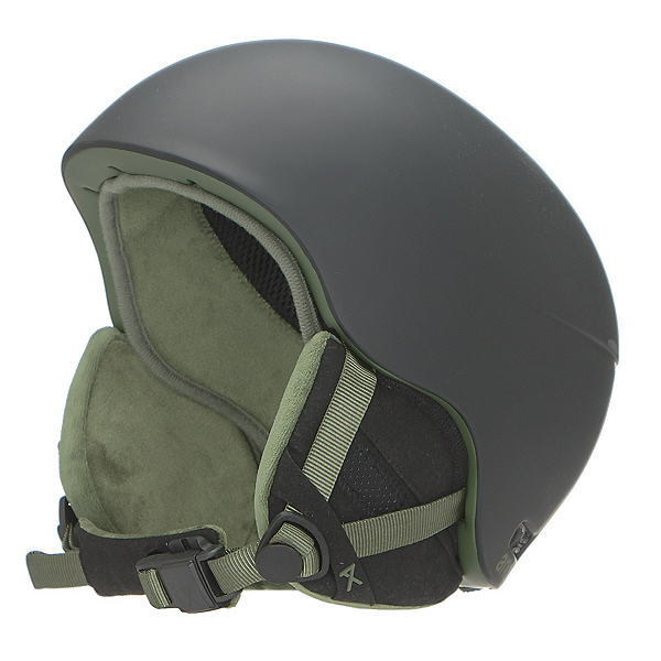 Anon Helo 2.0 Helmet 2018, Black Olive, 600