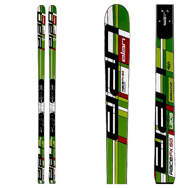 Elan FX SG FIS Plate Race Skis, , 600