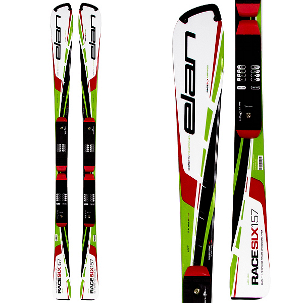 Elan SLX FIS Plate Race Skis, , 600