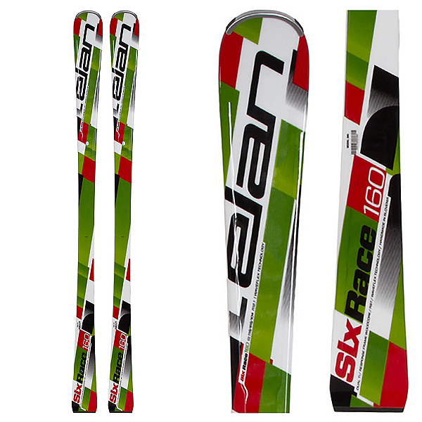Elan SLX WaveFlex with FreeFlex 11 Bindings Race Skis with Head FreeFlex 11 Bindings, , 600