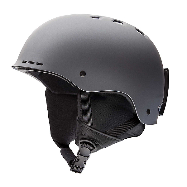 Smith Holt Helmet 2021, Matte Charcoal, 600