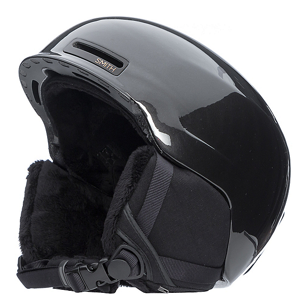 Smith Allure Womens Helmet, Black Pearl, 600